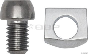 Buy Low Price Shimano 105 BR5700 Cable Fixing Bolt & Plate (Y8DU98090)