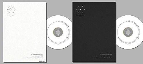 韓国語 2枚セット 【Lucky One & Monster】 (翻訳付) 初版 EXO 正規3集 EX'ACT (韓国盤)(4枚×初回ポスター/特典付)(ワンオンワン店限定)