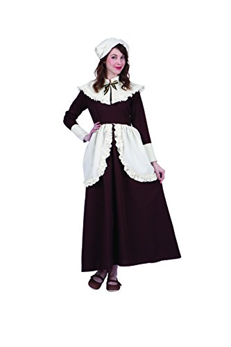 RG Costumes Women's Colonial Lady Abigail