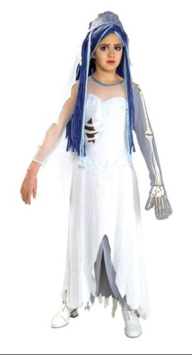Corpse Bride Child Md Kids Girls Costume