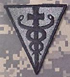 3rd Medical Command ACU Patch Foliage Green