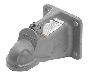 Bulldog Adjustable Coupler Plate, Holds up to 25000-Pound