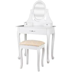 coiffeuse avec tabouret 3 tiroirs 1 grand et 2 petits miroir coiffeuse avec taboure coiffeuse maison du monde