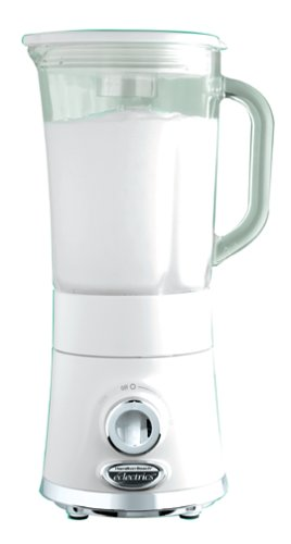 Hamilton Beach Eclectrics 50111 All-Metal 500-Watt Countertop Blender, Sugar
