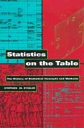 Statistics on the Table: The History of Statistical Concepts and Methods (Statistical Tables compare prices)