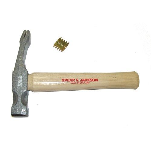 315PV6EGg0L - BEST BUY #1 Spear & Jackson Scutch Single End Hammer
