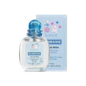 Klorane Bébé L'eau de Bébé 50 ml