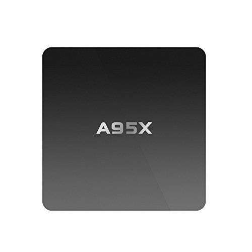 A95X Android 5.1 1G/8G Smart TV Box Amlogic S905 Quad Core 2.0GHz 4K UHD Mini Size Set-top Box Streaming Media Player