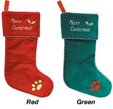 Beautiful Velvet Christmas Stockings It S Christmas Time