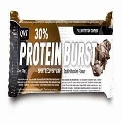 Qnt Protein Burst Bar Chocolate 70G