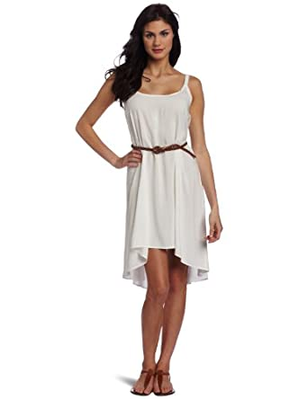 Annalee & Hope Women's Flowing Fabalous Dress, Ivory, Small