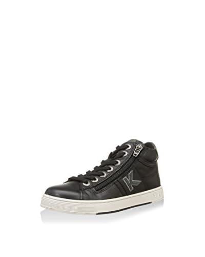 Kickers Sneaker Alta [Nero]