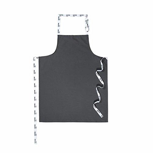 Grembiule da cucina Pantone Universe Bassetti cotone M936 GRIGIO