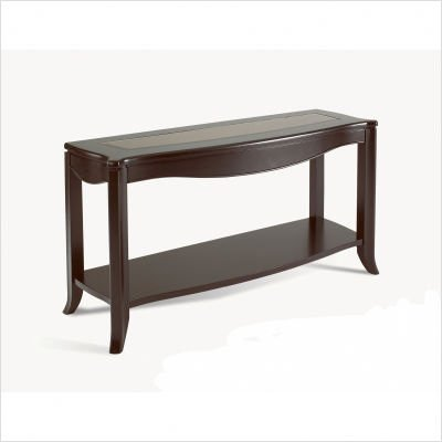 Somerton Home 138-05 Signature Sofa Entry Table, Dark