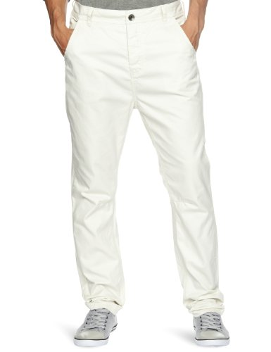 O'Neill Shaper's Chino Tapered Men's Trousers Vaporous White W30INxL32IN