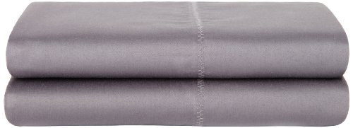 Calvin Klein Home Studio Florence Stitch Standard Pillowcase, Lupine