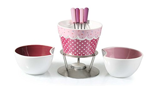 Artestia Chocolate Fondue Set (8 Pieces)