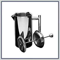 Frieling Ultimo Polished Stainless French Press, 36 fl oz made by Frieling USA, Inc