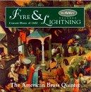 Fyre & Lightning: Consort Music of 1600