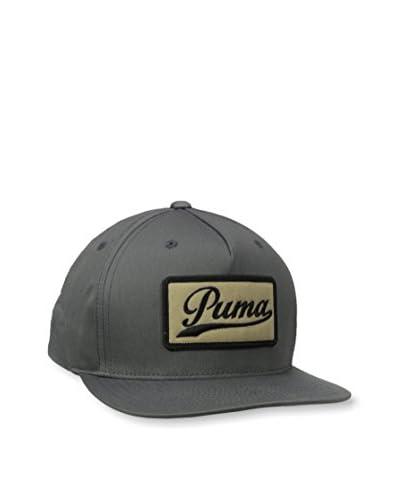 PUMA Men's Foreman Adjustable Hat, Grey