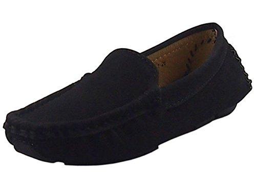 ppxid-girls-boys-suede-slip-on-loafers-shoesbaby-boy-baby-girl-toddler-little-kid-big-kid-black-13-u