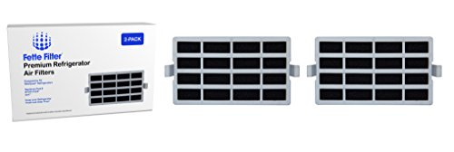 Whirlpool W10311524 AIR1 Refrigerator Compatible Air Filter - Whirlpool AIR 1 - 2 Pack (Kitchen Aid Air Filter compare prices)
