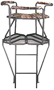 Summit Treestands Crush Series Outlook Ladder Stand by Summit Treestands