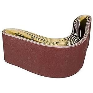 wide belt sanding belts 21 3/4 in x 4 in