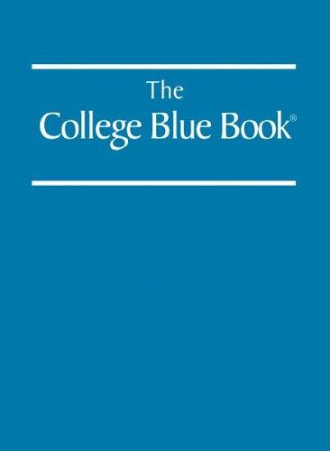 essay blue books