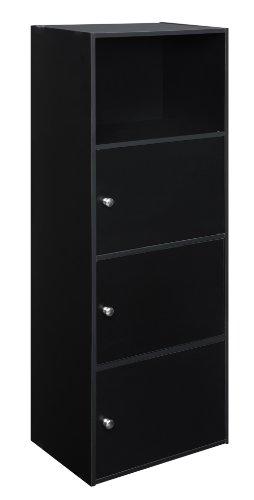 convenience-concepts-designs2go-x-tra-storage-3-door-cabinet-black