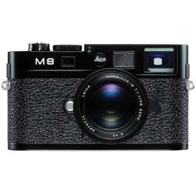Leica M8.2 Digital Rangefinder Camera (Black Body Paint)