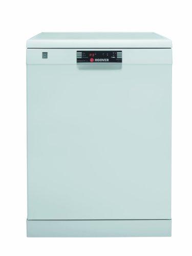 Hoover DDY 075 Freistehender Geschirrspüler / AAA / 1.1 kWh / 15 MGD / 13 L / weiß