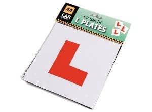 AA L Plates Fully Magnetic (1 Pair)