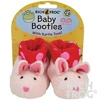 Cheap Bunny Baby Booties 0-6m (B004S83CDW)