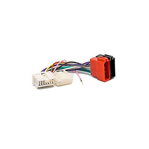 autostereo 12-143ISO Adaptateur pour harnais standard pour Renault 2012Dacia 2011Câblage standard ISO
