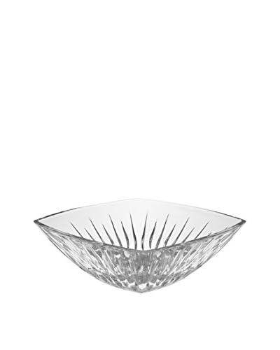 Reed & Barton Soho Cut Glass Square Bowl, Clear