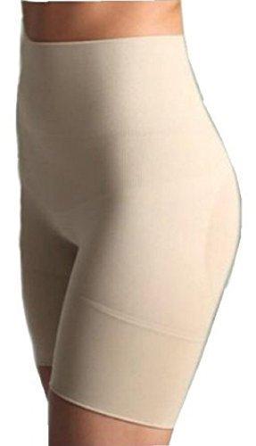 femmes-sans-coutures-bum-tum-cuisse-shaper-minceur-shorts-28-30-uk-56-58-nu