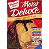 Duncan Hines Classic Yellow Layer Cake Mix 18.25 oz - 6 Unit Pack ~ Duncan Hines