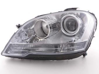 Spare parts headlight left Mercedes-Benz ML-Classe (164) Yr. 08-11