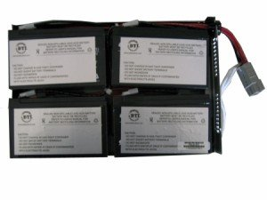 Apc Su1400rm2u Ups Replacement Battery (Replacement)