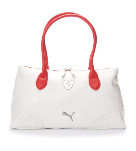 PUMA Ferrari LS Shoulder Hand Bag Boston Bag