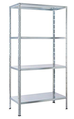schulte-regal-steckregal-metall-traglast-200-kg-4-boden-1-stuck-137-x-75-cm-verzinkt-4056397001
