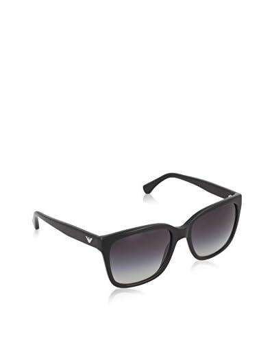 EMPORIO ARMANI Gafas de Sol 4042 50178G (55 mm) Negro