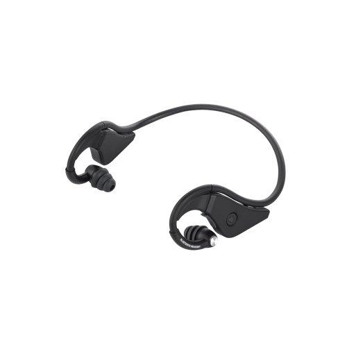 iBUFFALO (iPhone6s/6,iPhone6s Plus/6 Plus動作確認済) Bluetooth3.0対応 防水ワイヤレスヘッドセット ブラック BSHSBE17BK