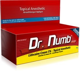 Dr Numb Numbing Cream Image