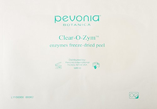 Pevonia Traitement Clear-O-Zym Enzymes Freeze-Dried Peel Kit (20 Treatments) (Pevonia Freeze Dried compare prices)