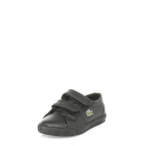 Lacoste neonato nero Marcel Sneakers-UK 5 neonato