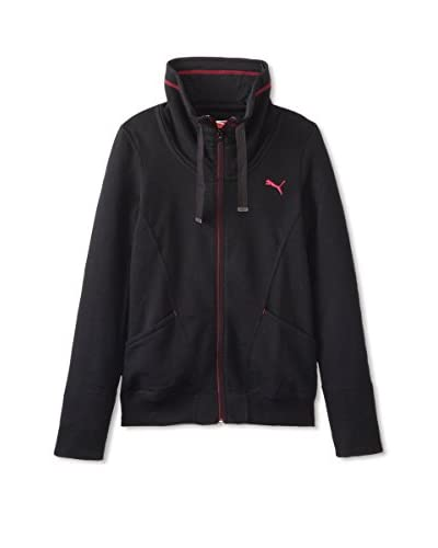 PUMA Women's Extended Neck Zip Jacket