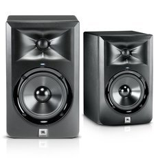 Jbl Lsr305 (Pair) Professional Studio Monitors