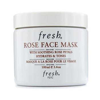 Fresh Rose Face Mask - 100ml/3.5oz